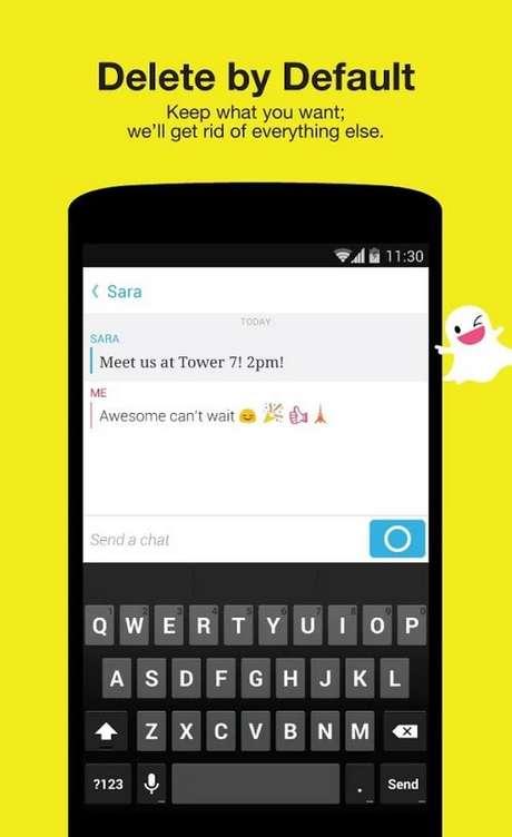 Snapchat promete deletar mensagens para sempre, mas FTC alega que é possível salvá-las de várias maneiras