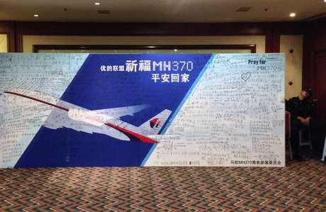 <p>Desaparecimento do Boeing que realizou o voo MH370 completou três meses e segue sem respostas</p>