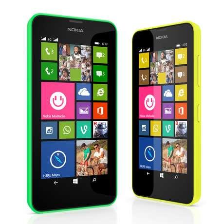 <p>Apesar de ter foco na Copa, com TV digital, o&nbsp;Lumia 630 ser&aacute; lan&ccedil;ado apenas em junho</p>