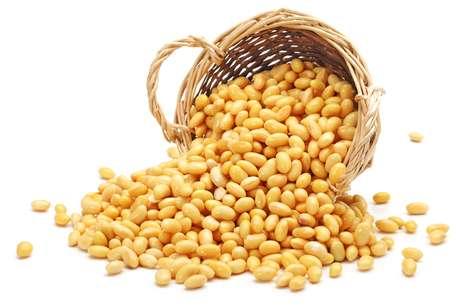 Algumas crianças apresentam alergia após consumir a soja