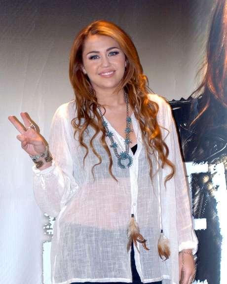 Miley Cyrus ha sido siempre dueña de una sonrisa impecable