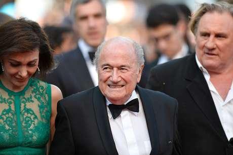Joseph Blatter adimtiu ansiedade para o Mundial do Brasil