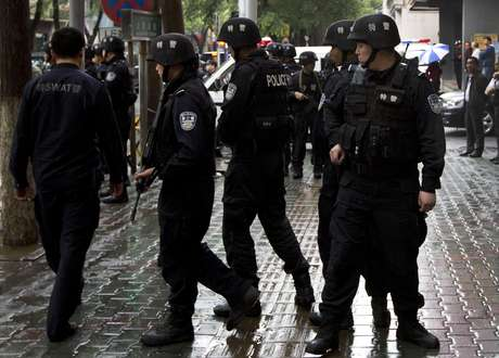 A polícia da região autônoma de Xinjiang deteve mais de 200 pessoas durante o mês de maio suspeitas de pertencer a grupos terroristas e de extremismo religioso