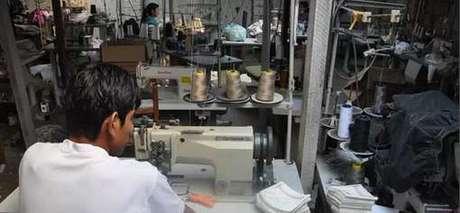 <p>Trabalho escravo na área urbana de São Paulo está ligado àindustria têxtil e construção civil</p>