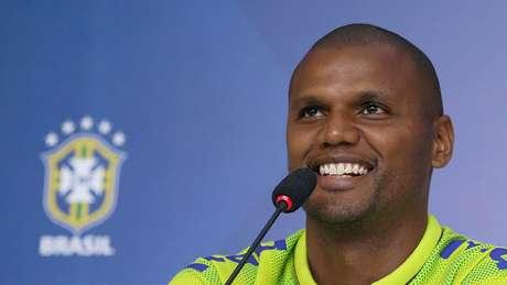Jefferson é o principal destaque do Brasil entre os jogadores que atuam no Brasil