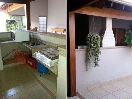 Terra Decora ensina a transformar varanda em cozinha gourmet
