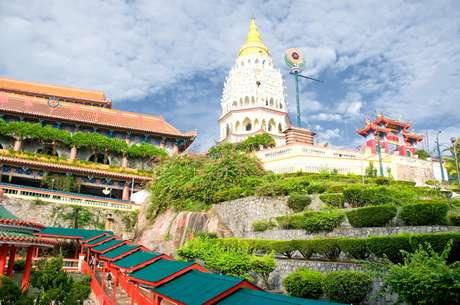 <p>Penang apresenta cultura e história para cruzeiristas</p>