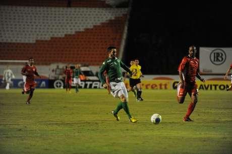 <p>Guarani vem desperdiçando diversas chances de gols nos últimos jogos</p>