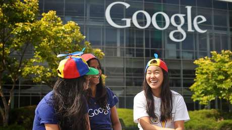 Esta é a primeira vez que a empresa de Larry Page e Sergey Brin divulga informações sobre diversidade na companhia