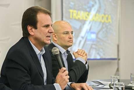 Os 500 coletivos serão retirados de forma gradual, como explicou o prefeito do Rio de Janeiro, Eduardo Paes