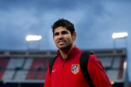 <p>Diego Costa interessa ao Chelsea para a pr&oacute;xima temporada</p>
