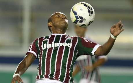 <p>Chiquinho atuou pelo Fluminense durante o ano de 2014</p>