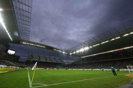 <p>Arena Corinthians sediará abertura da Copa</p>