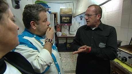 Chicote pasa revista a restaurantes que intent reflotar for Pesadilla en la cocina anou