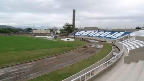 <p>Estádio Municipal Antonio Fernandes recebeu a Bósnia na Copa</p>