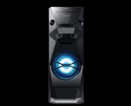 <p>Novo Mini-System da Sony com 1200 W de potência</p>