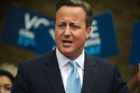 """David Cameron disse que seria """"uma grande alegria"""" para a Inglaterra se tornar o lar de um dos esportes mais tradicionais do planeta"""