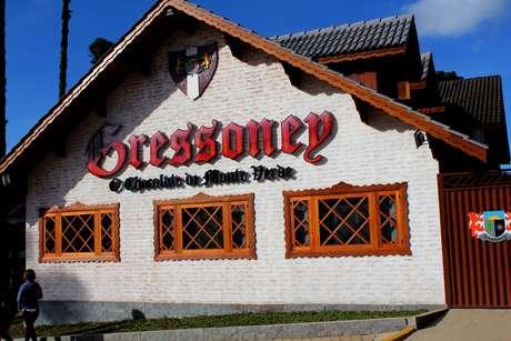 f8e7fbeca A fábrica de chocolates Gressoney é a primeira e única na especialidade em  Monte Verde (