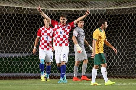 Jelavic fez o único gol da partida