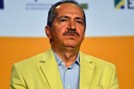 <p>Aldo Rebelo defendeu o pre&ccedil;o dos est&aacute;dios no Brasil</p>