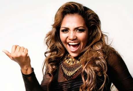 Vaidosa, a cantora Gaby Amarantos não vem poupando esforços para continuar bonita e saudável