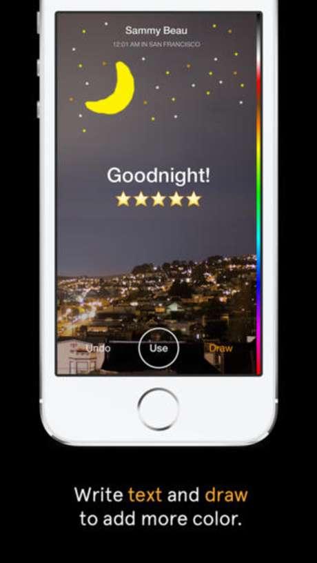 Mais cedo, nós lançamos acidentalmente uma versão do Slingshot, um novo aplicativo em que nós estamos trabalhando, disse porta-voz do Facebook