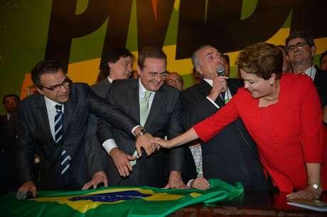 Alves e Renan pressionam Dilma por retirada de decreto