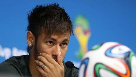 <p>Neymar foi um dos jogadores que admitiu a ansiedade para chegar logo a estreia contra a equipe da Croácia, nesta quinta-feira</p>