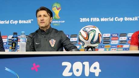 <p>Técnico croata, Niko Kovac, mostrou em entrevista que estudou bem o funcionamento da Seleção Brasileira para partida de estreia</p>