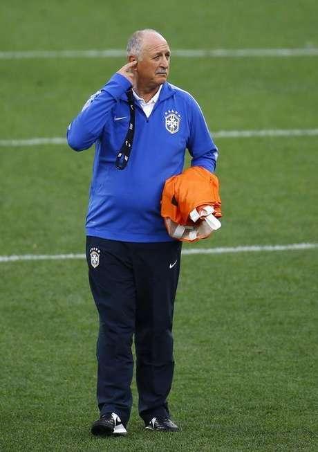 <p>Felip&atilde;o escala time campe&atilde;o da Copa das Confedera&ccedil;&otilde;es</p>