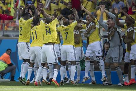 Armero abrió la victoria de Colombia frente a Grecia.