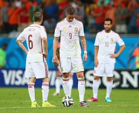 Atuais campeões mundiais foram humilhados pela Holanda na Bahia