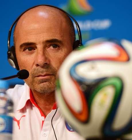 Técnico do Chile queria ter definido o jogo antes