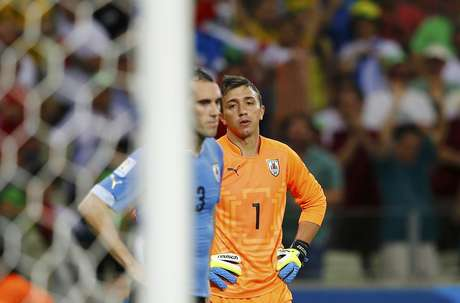 <p>Uruguai fica em situação complicada na Copa</p>