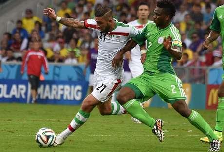 <p>Irã e Nigéria estrearanna Copa do Mundo na Arena da Baixada</p>