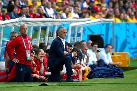 Deschamps elogiou Benzema após a vitória