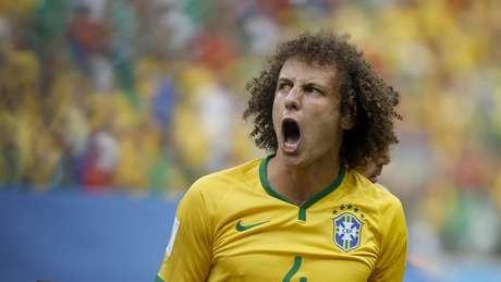 <p>David Luiz acredita que não houve perda de encanto na Seleção</p>
