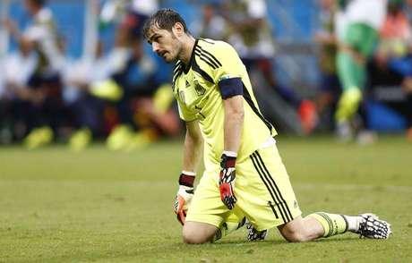 Casillas recebe apoio inesperado de Mourinho