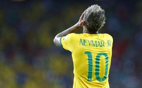 <p>Argentino afirma que Brasil não tem segunda opção para o ataque além de Neymar</p>