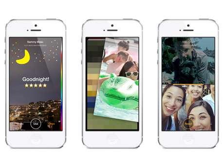 Slingshot, el competidor de Snapchat que ha lanzado Facebook.