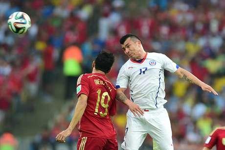 <p>Diego Costa foi inefetivo novamente</p>