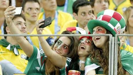 <p>Com selfies e interações, Copa bate recordes no Facebook</p>