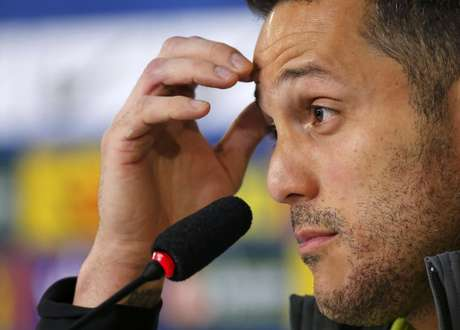 <p>Goleiro estava no banco de reservas quando a seleção africana bateu o Brasil por 1 a 0 na Copa das Confederações</p>