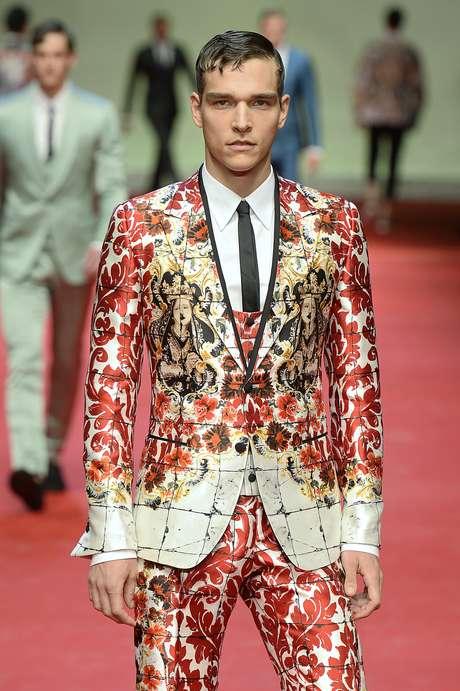 c829e84d02a27 Veja fotos da semana de moda masculina de Milão