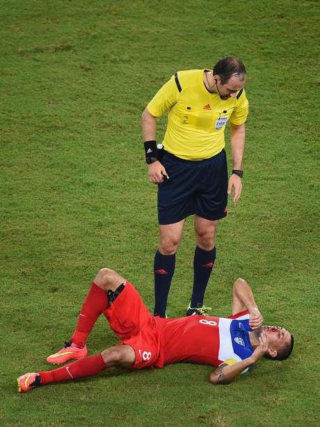<p>Jonas Eriksson é o escolhido pela Fifa para apitar jogo decisivo do Brasil</p>