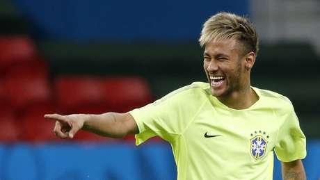 <p>Neymar se prepara para jogo decisivo e histórico: 100º da história da Seleção em Copas</p>