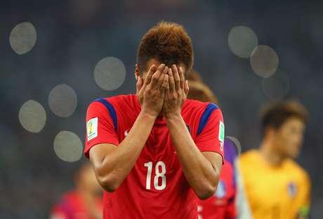 Asiáticos sofrem na Copa do Mundo de 2014