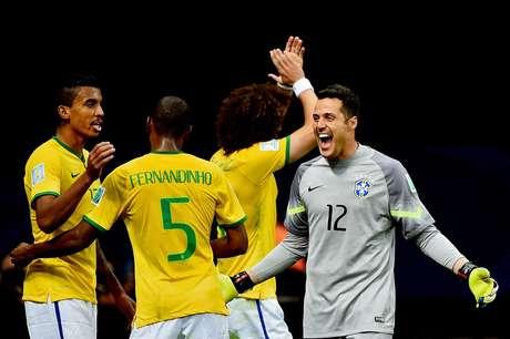 Seleção Brasileira conseguiu se poupar na 1ª fase da Copa do Mundo