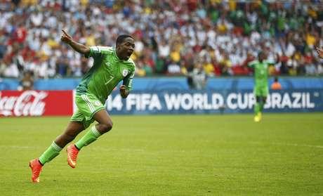 Musa comemora empate com a Argentina