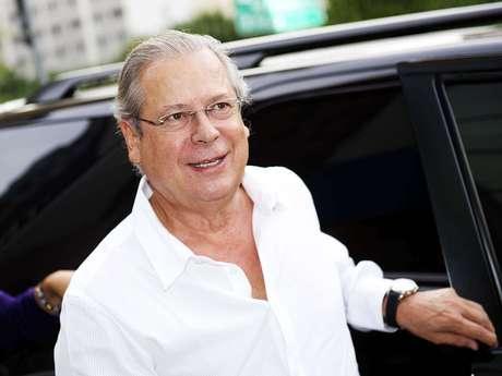 Dirceu poderá cumprir expediente em um escritório de advocacia em Brasília recebendo salário de R$ 2,1 mil